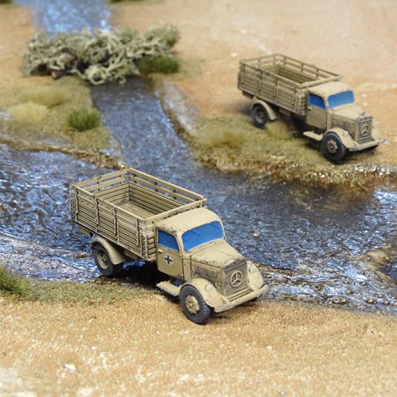 05 Battlegroup Tobruk1 - Demospiele: BATTLEGROUP Tobruk