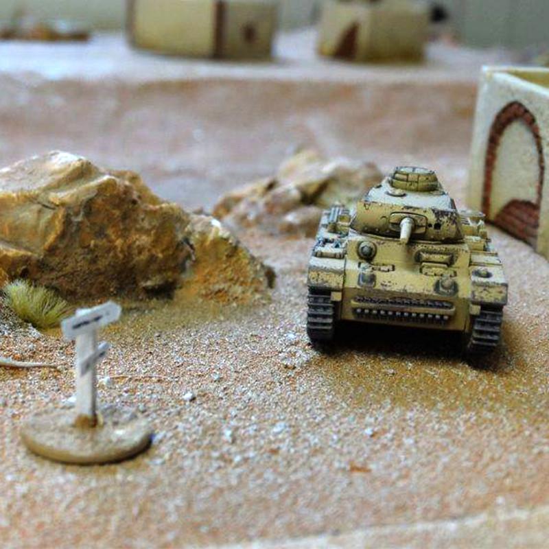 05 Battlegroup Tobruk2 - Demospiele: BATTLEGROUP Tobruk