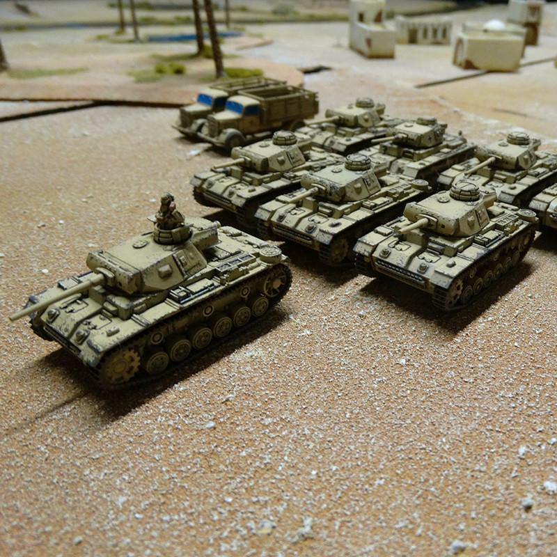 05 Battlegroup Tobruk3 - Demospiele: BATTLEGROUP Tobruk