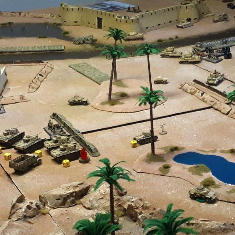 05 Battlegroup Tobruk4 - Demospiele: BATTLEGROUP Tobruk