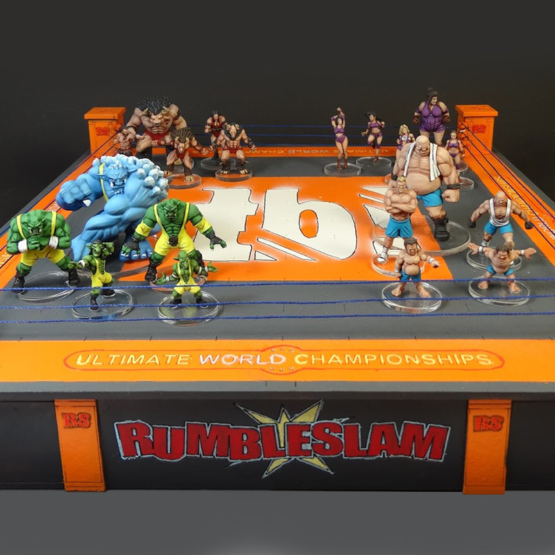 14 Rumbleslam 1 - Demospiele: RUMBLESLAM