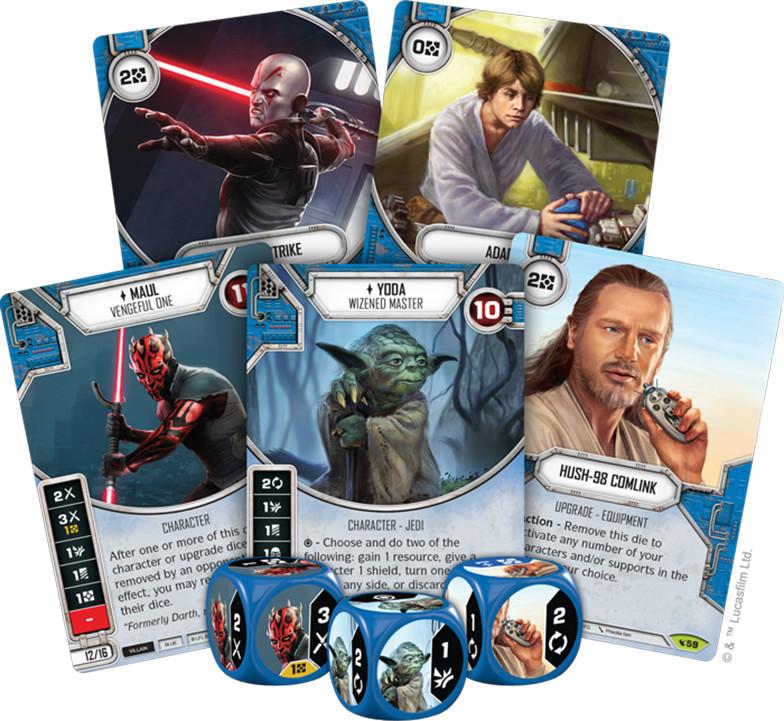 16 Star Wars Destiny2 - Demospiele: STAR WARS DESTINY