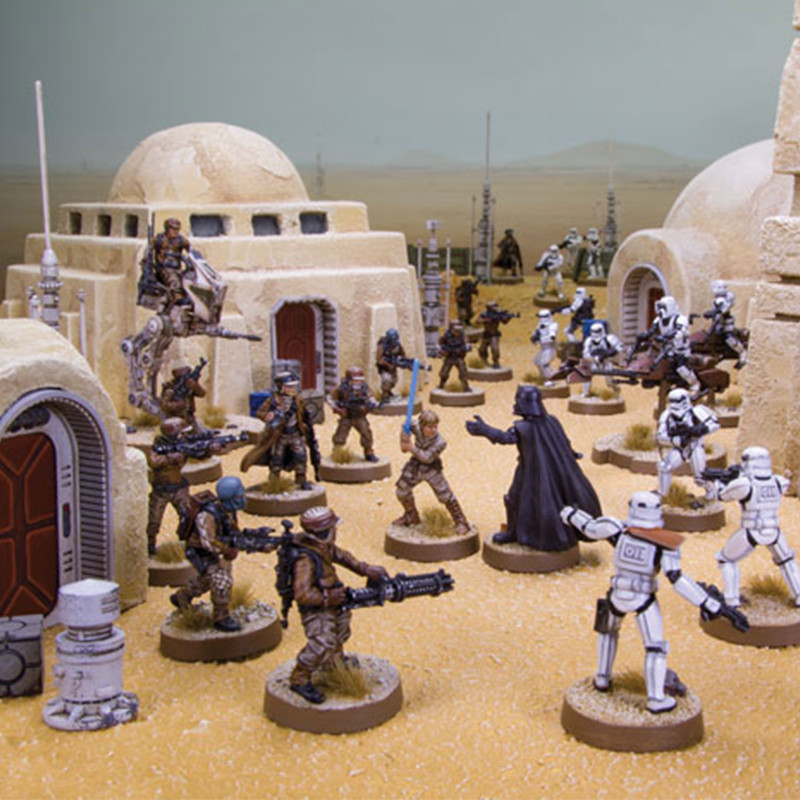 17 Star Wars Legion 3 - Demospiele: STAR WARS LEGION