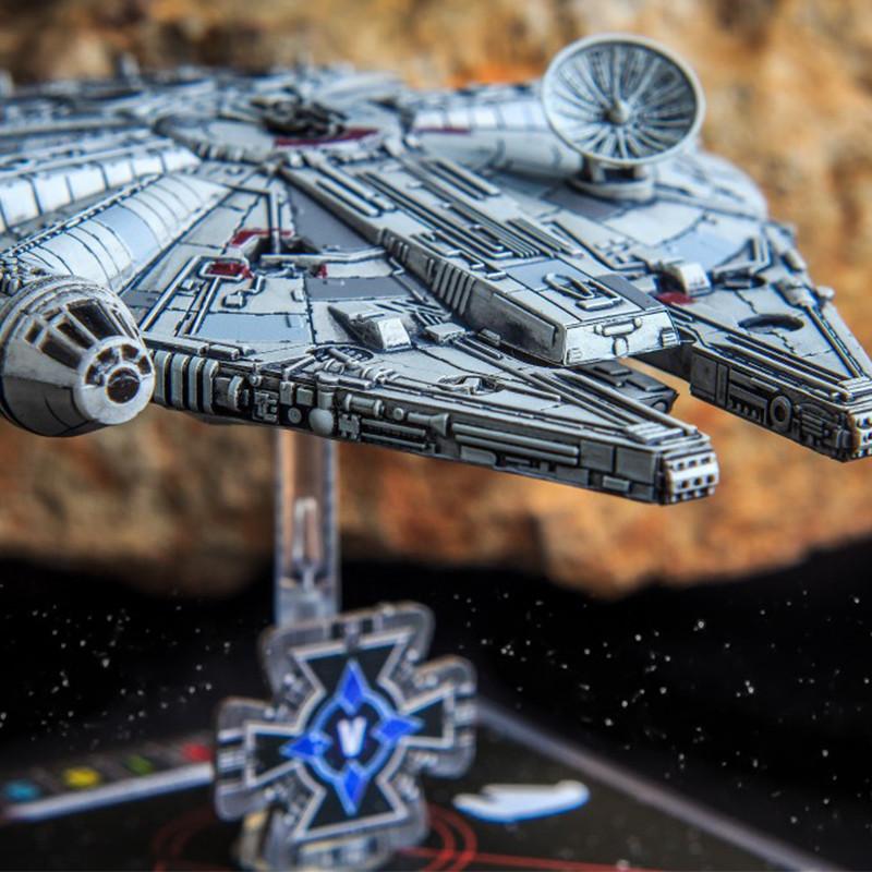 18 Star Wars X Wing 1 - Demospiele: STAR WARS X-WING
