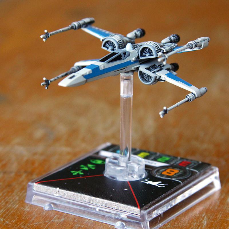 18 Star Wars X Wing 4 - Demospiele: STAR WARS X-WING