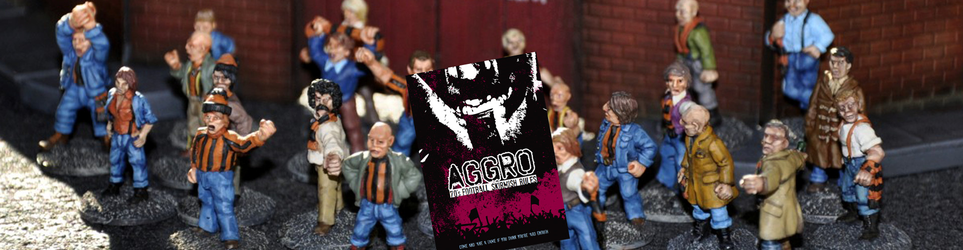 DEMO 01 Aggro - Demospiele: AGGRO