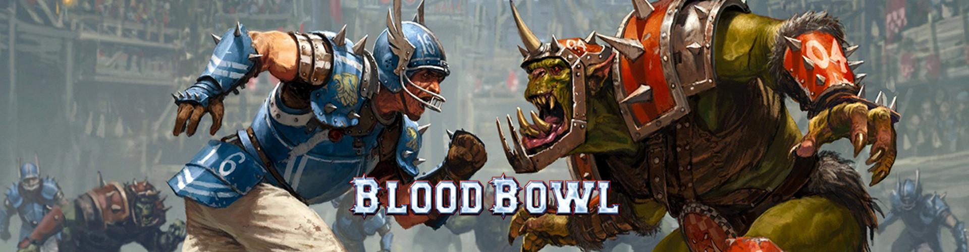 DEMO 03 Blood Bowl - Demospiele: BLOOD BOWL