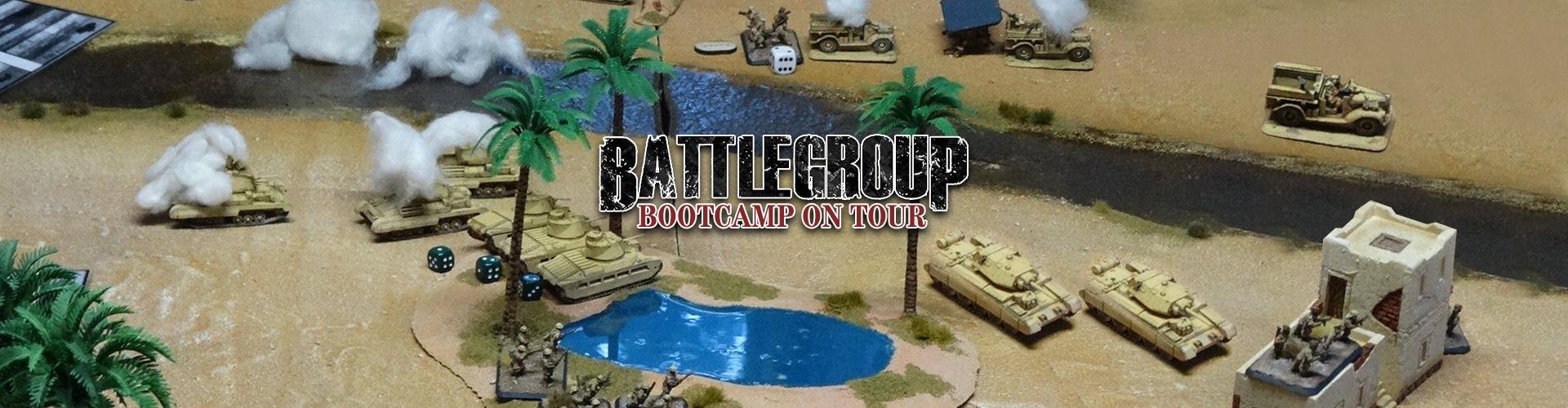 DEMO 03 battlegroup - Demospiele: BATTLEGROUP Tobruk