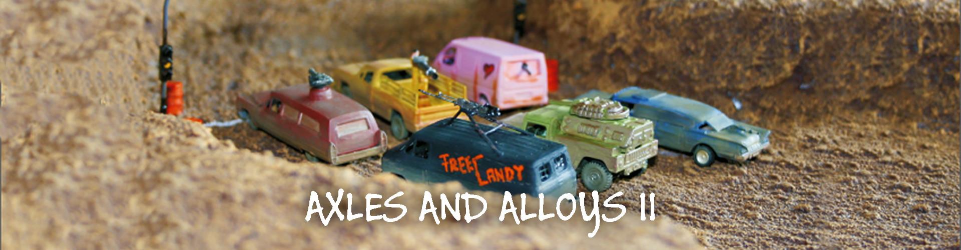 DEMO 04 Axles and Alloys2 - Demospiele: AXLES & ALLOYS 2
