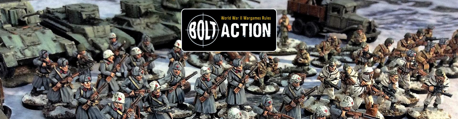 DEMO 07 Bolt Action - Demospiele: BOLT ACTION