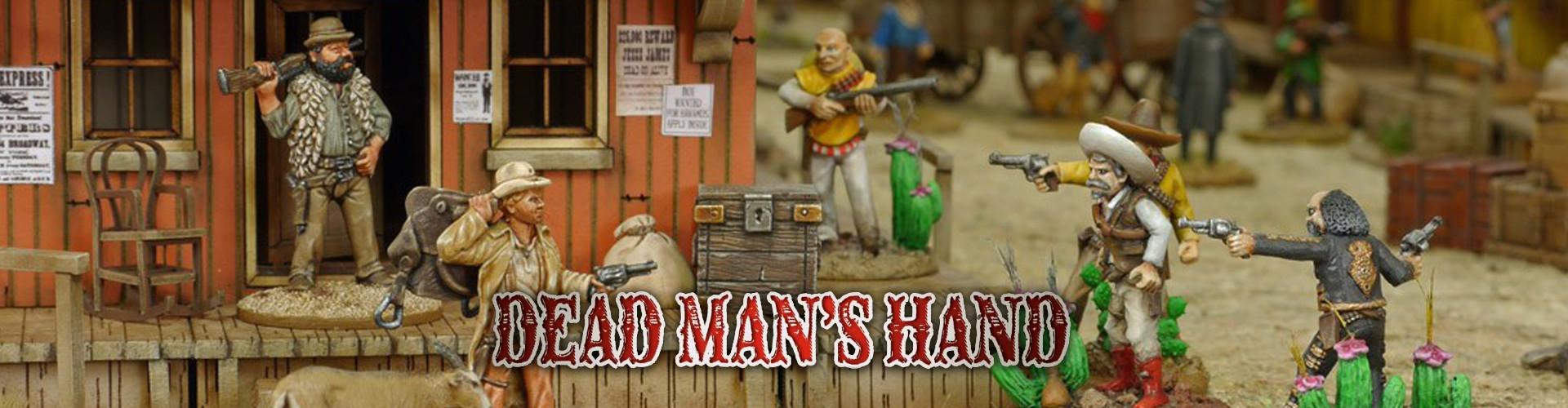 DEMO 10 Dead Mans Hand - Demospiele: DEAD MAN´S HAND