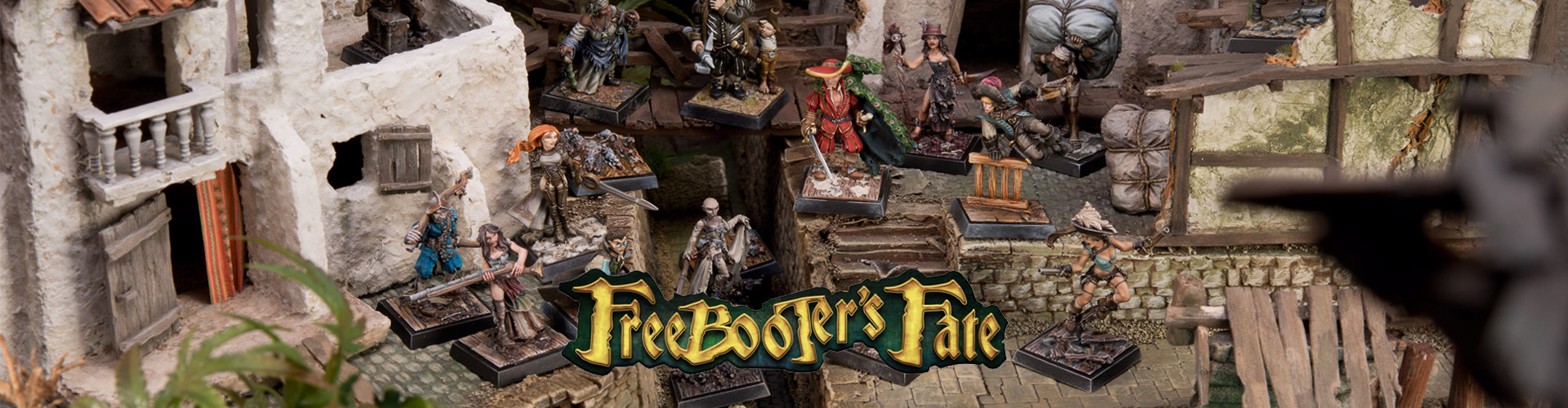 DEMO 11 Freebooter Fate - Demospiele: FREEBOOTER´S FATE