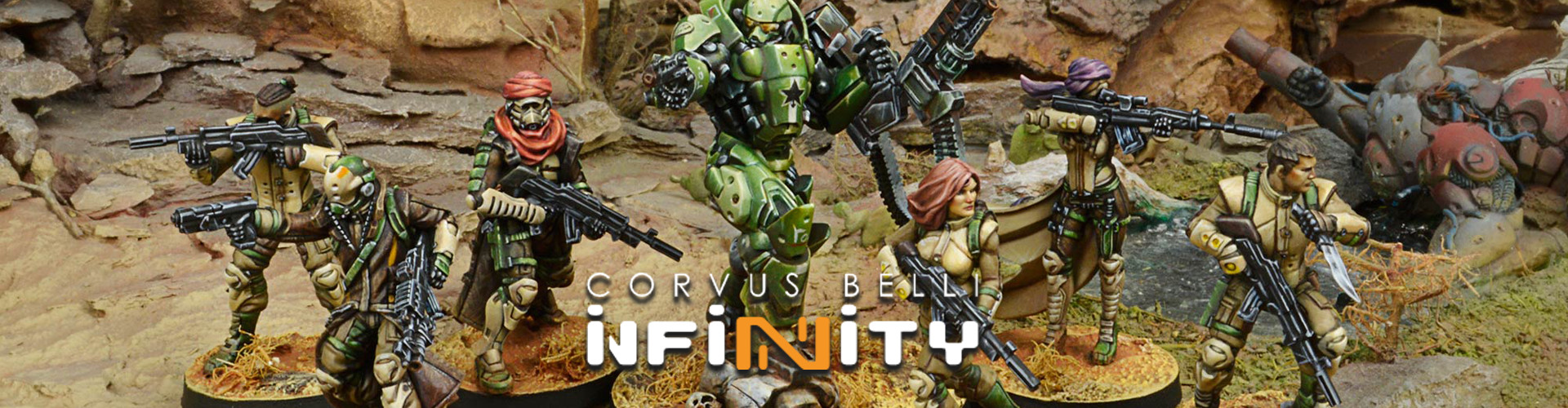 DEMO 13 Infinity - Demospiele: INFINITY
