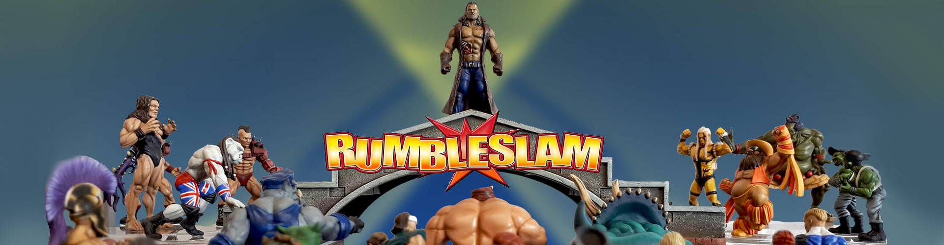 DEMO 14 Rumbleslam - Demospiele: RUMBLESLAM
