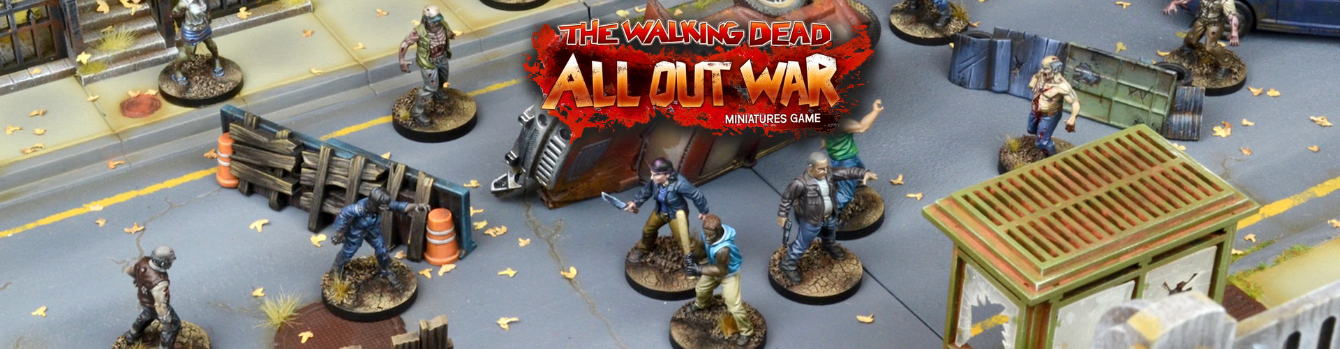 DEMO 18 Walking Dead - Demospiele: THE WALKING DEAD - ALL OUT WAR
