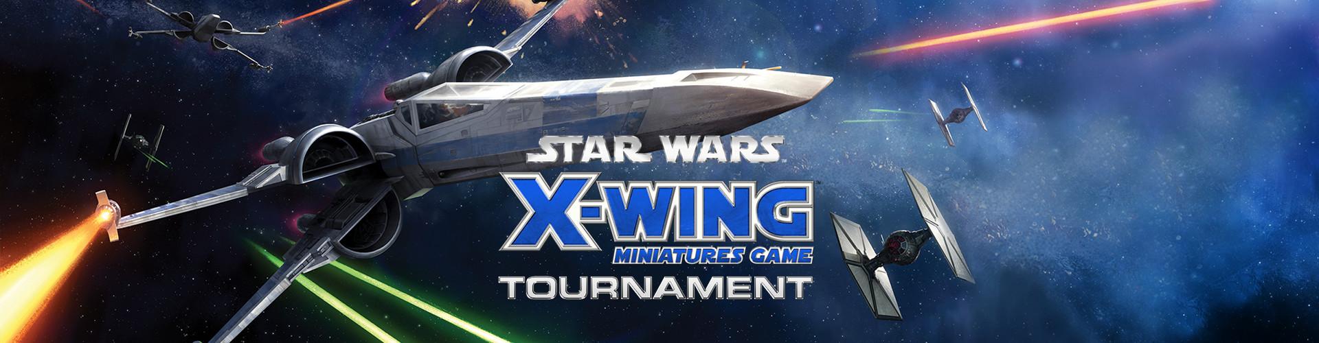 TNM 01 xwing turnier - Turnier: STAR WARS X-Wing