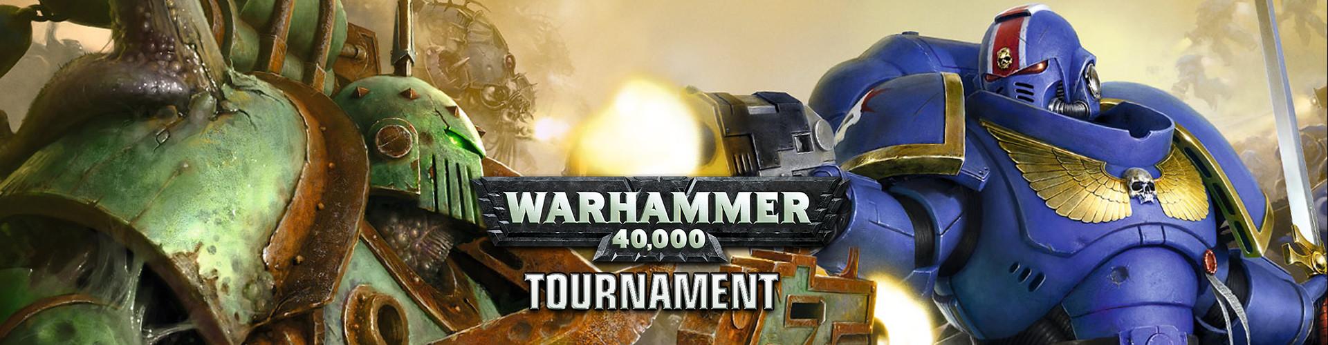 TNM 02 Warhammer40 Turnier - Turnier WARHAMMER 40K