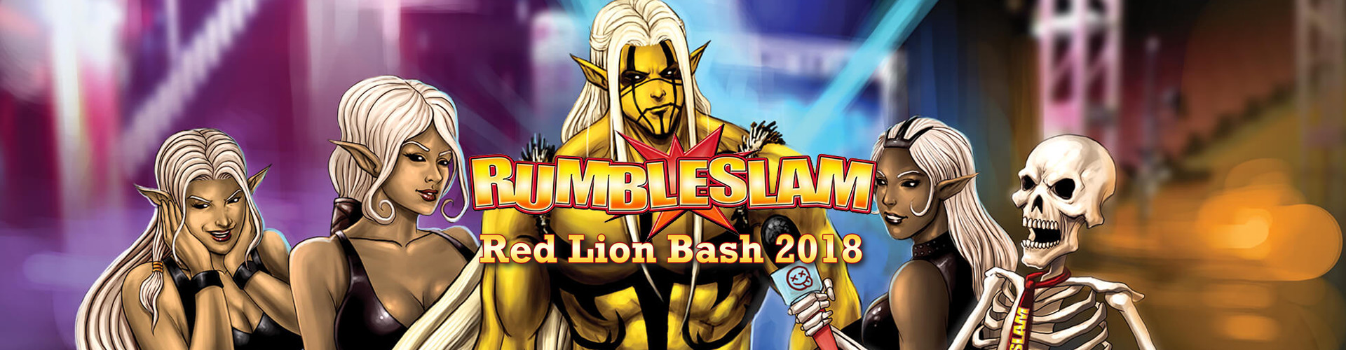 TNM 03 Rumbleslam - Turnier: RUMBLESLAM