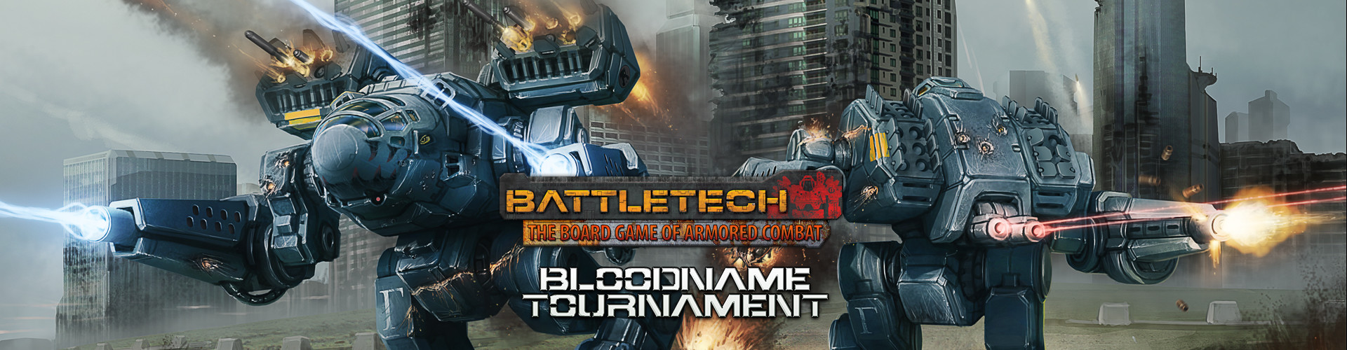 TNM 05 Bloodname turnier - Turnier: BATTLETECH