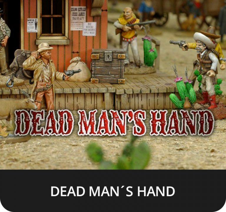 DEAD MAN´S HAND