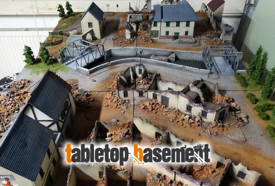 partner tabletop basement - Partner