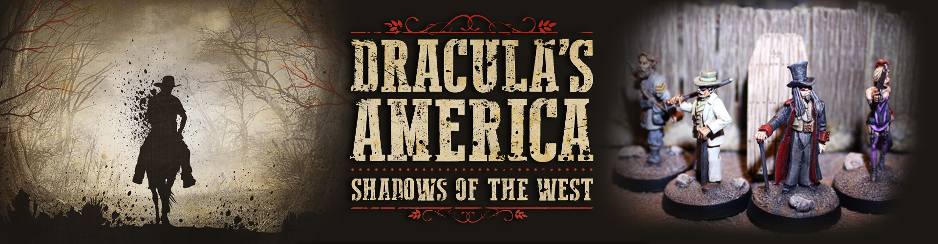 Dracula Red Lion Head - Demospiele: DRACULA´S AMERICA - SHADOWS OF THE WEST