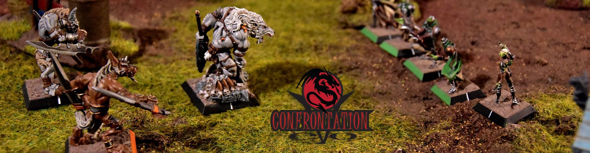 Confrontation header - Demospiele: CONFRONTATION EVOLUTION