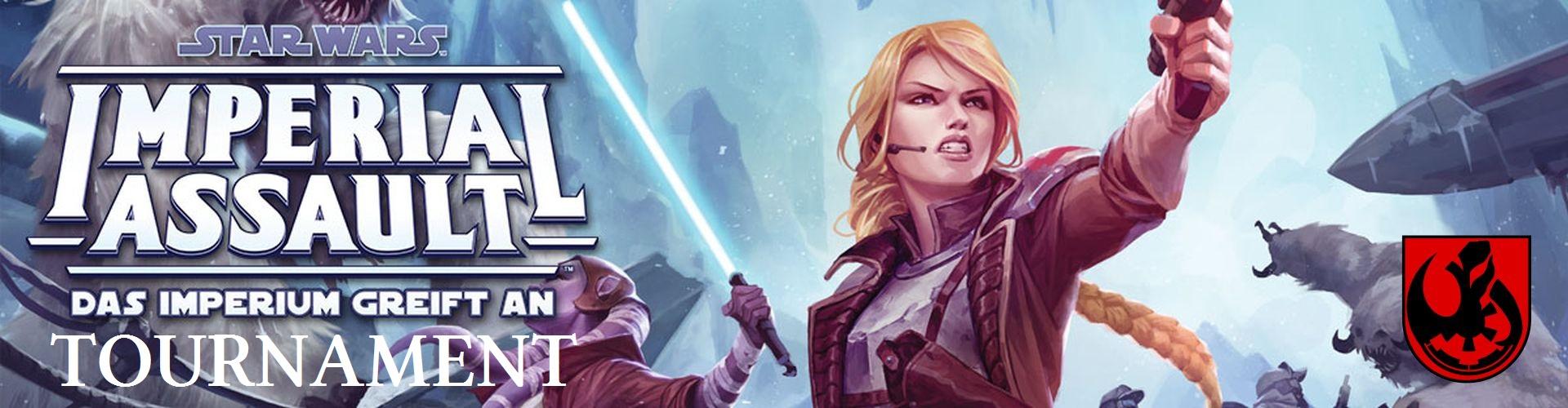 Imperial Assault Header - Turnier: STAR WARS Imperial Assault