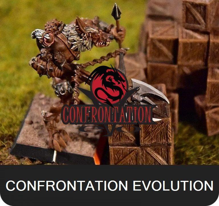 CONFRONTATION EVOLUTION