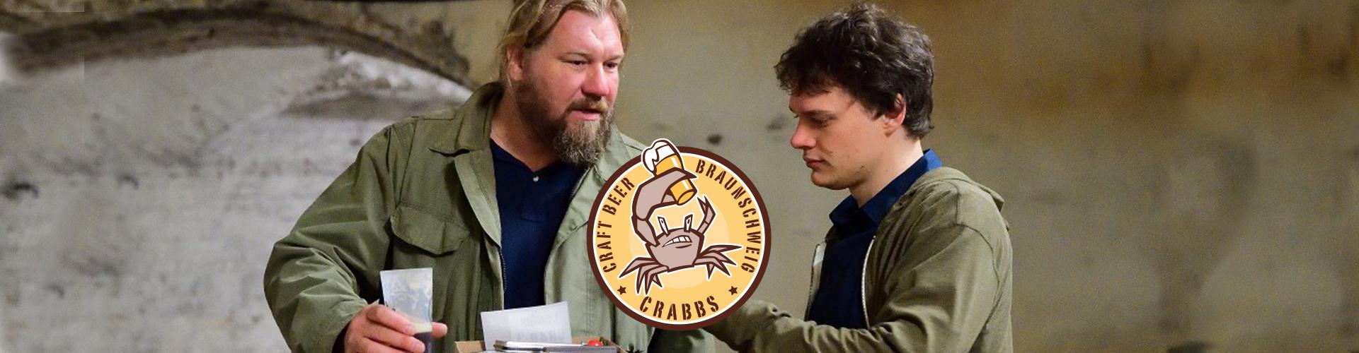brauerei crabbs - Brauereiführung